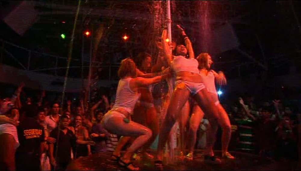 Despedida de solteros en Cancún
