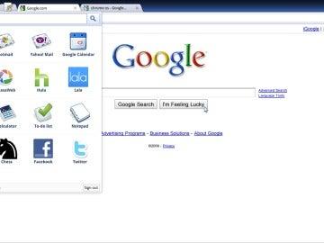 Google Chrome OS, nuevo sistema operativo del gigante tecnológico