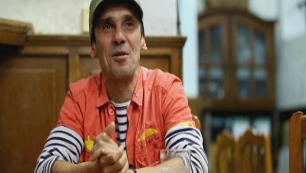 Manu Chao invitado de Karlos Arguiñano en tu cocina