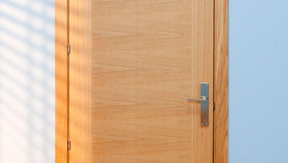 Bricomanía te enseña a construir una puerta interior