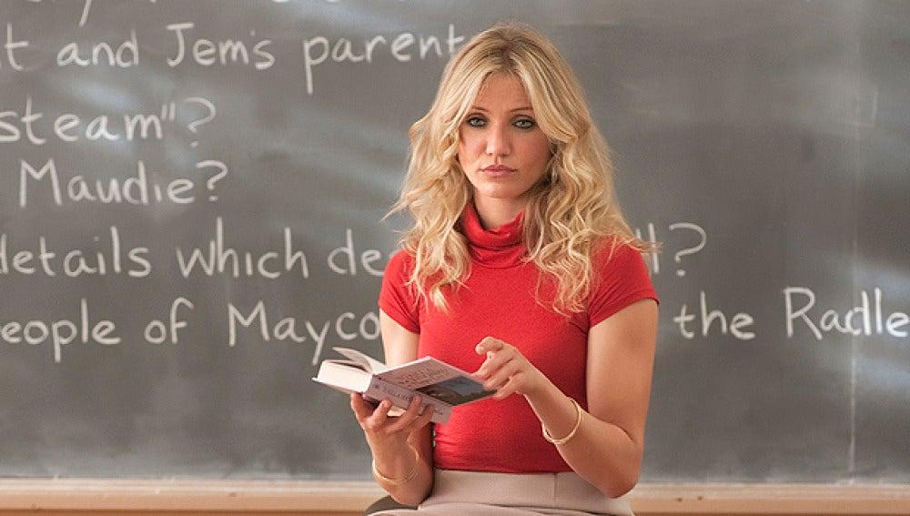 Cameron Diaz en Bad Teacher