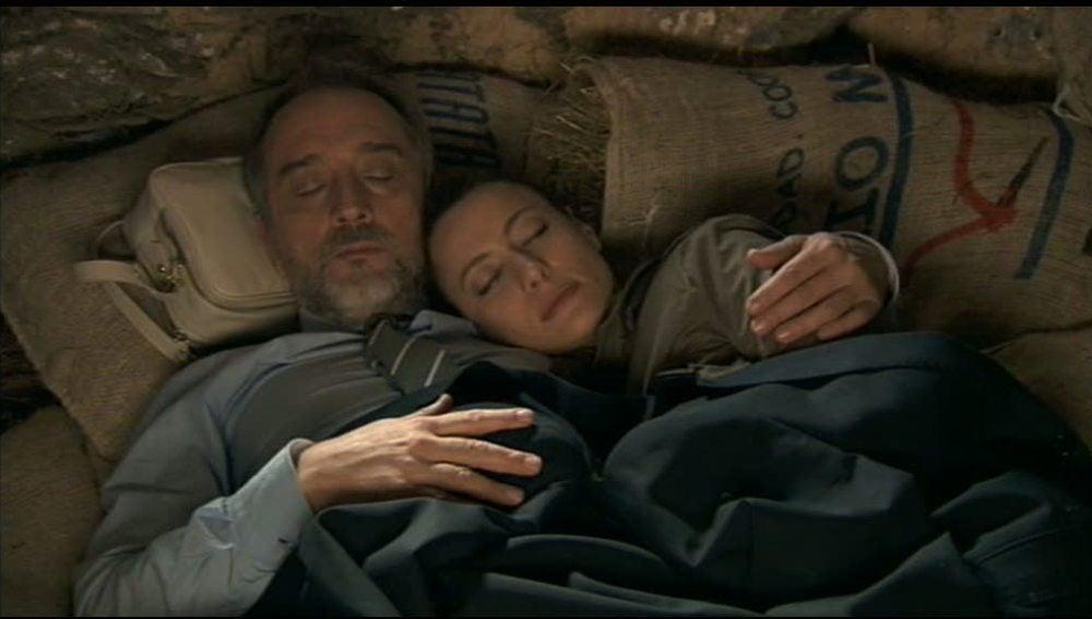 Mateo y Adriana pasan la noche juntos