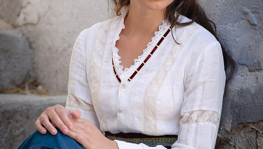 Laia Costa es Inés Flores