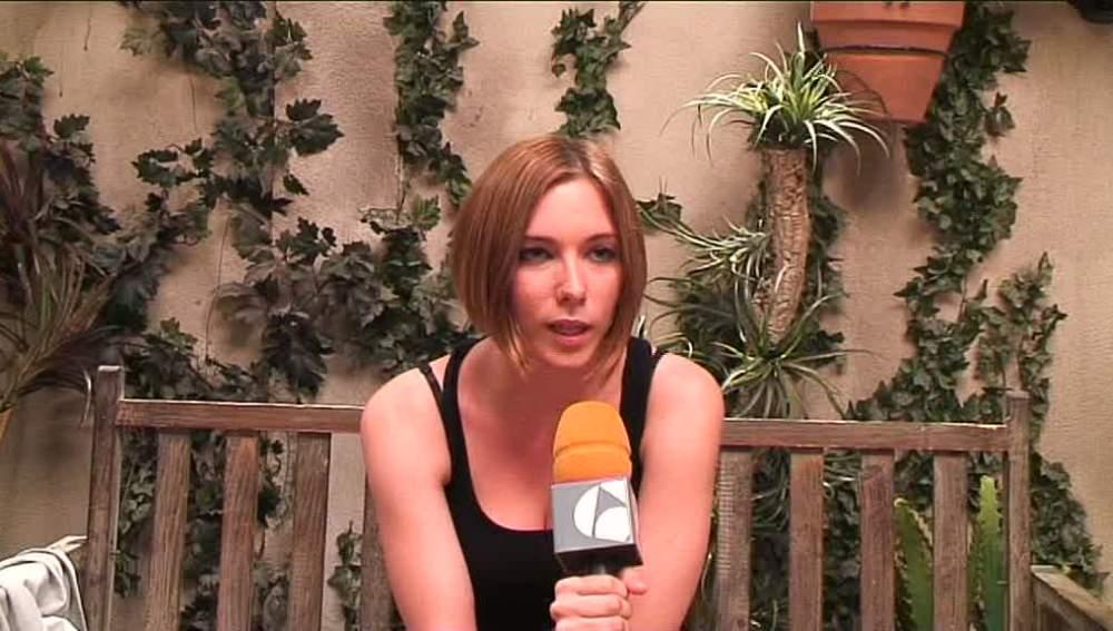 Natalia Rodríguez es Michelle