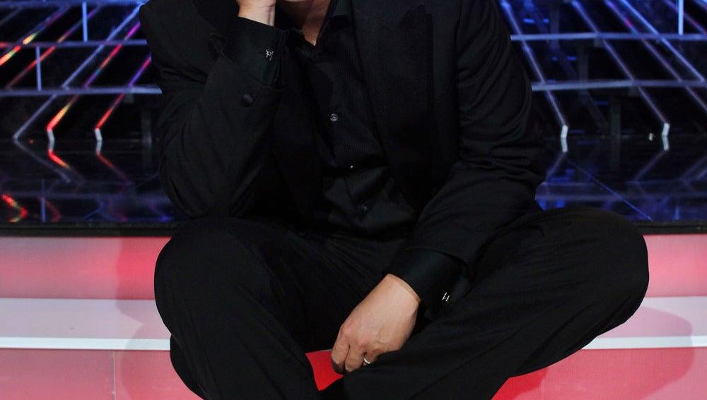 Manel Fuentes en 'Tu cara me suena'
