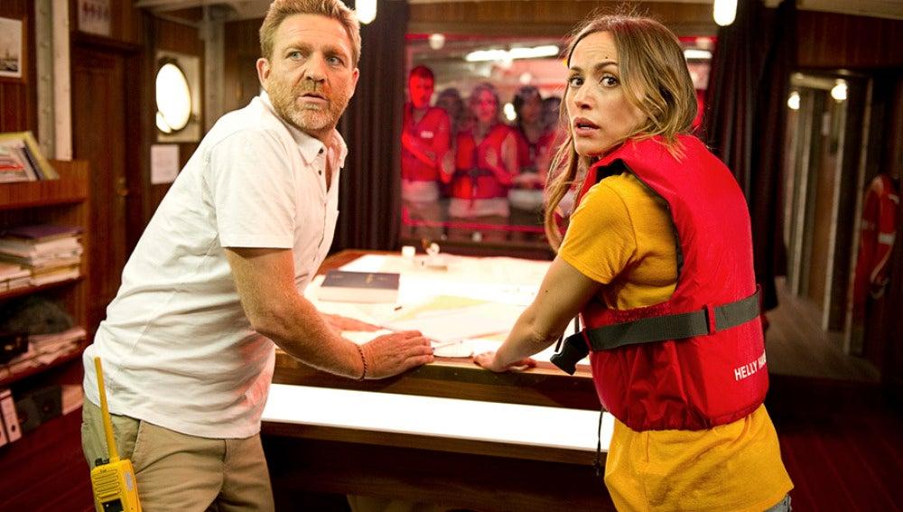 El Capitán y Julia