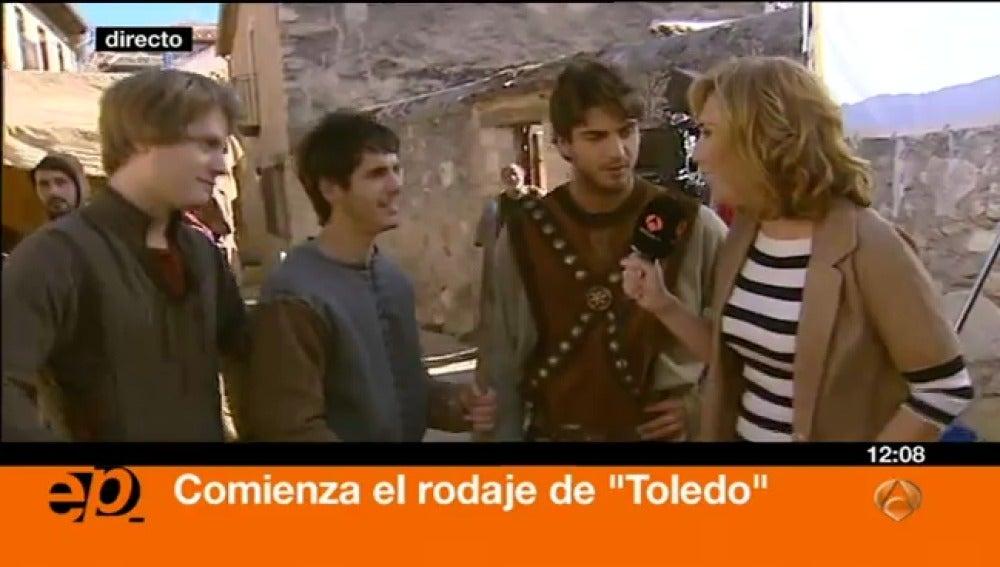 Aventura y acción en 'Toledo'