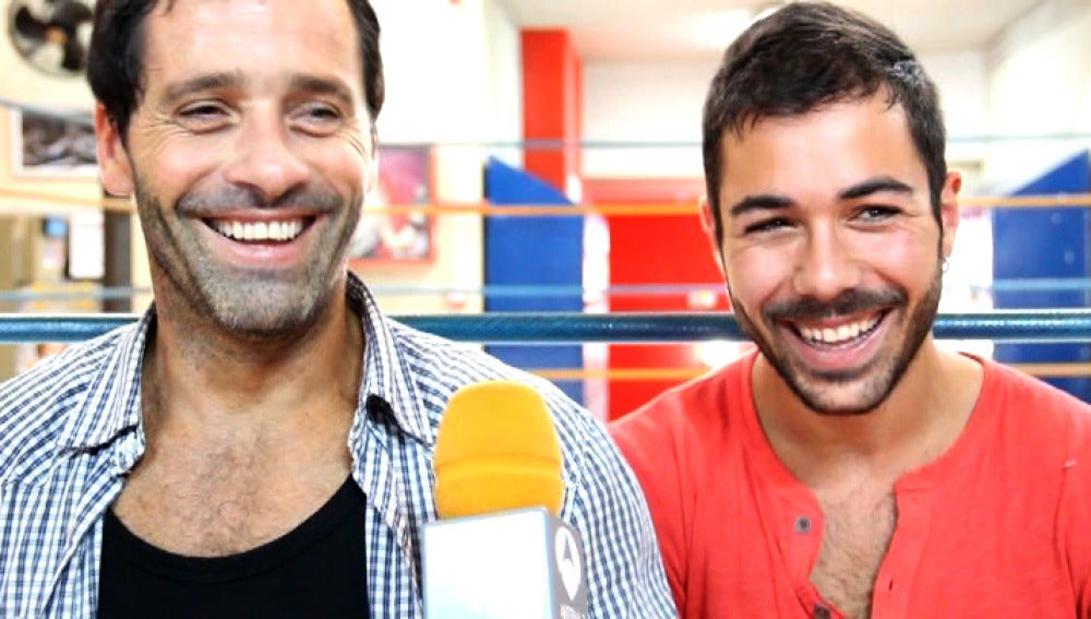 Juan Pablo Shuk y David Seijo