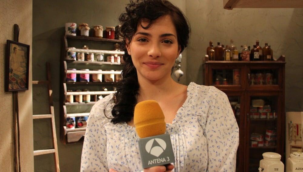 Entrevista con Andrea Duro
