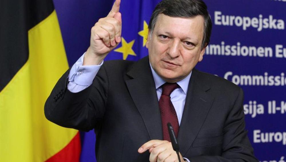 Durao Barroso tras la Comisión Europea