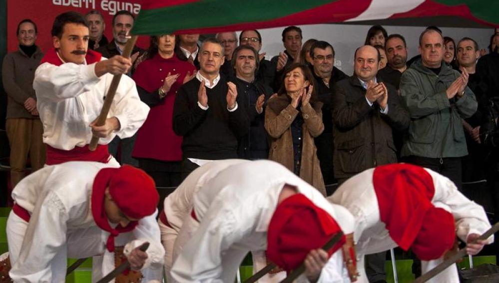 El PNV celebra el Aberri Eguna