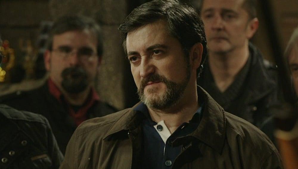 El alcalde de Calenda