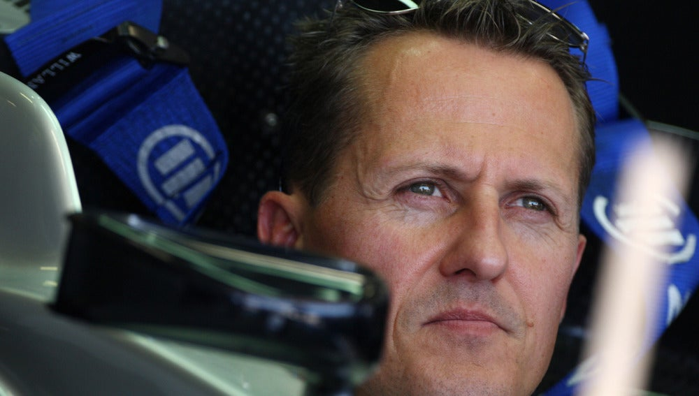 Michael Schumacher en Valencia