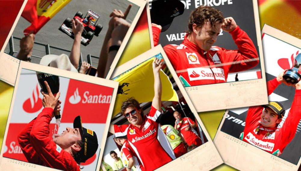 Mándanos tus fotos o vídeos del GP de Europa.