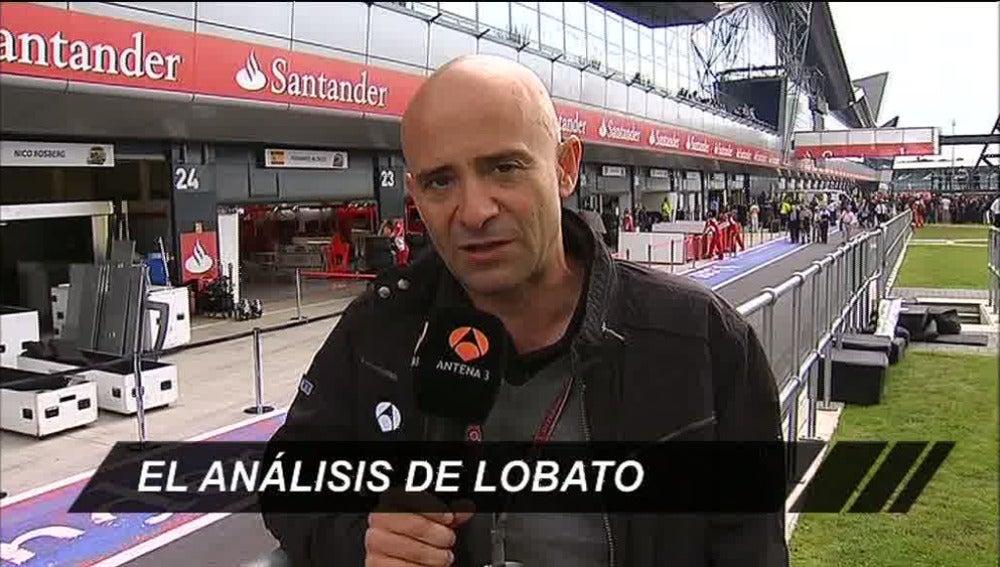 El análisis de Lobato en el GP de Gran Bretaña