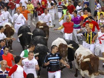 Encierros de San Sebastián de los Reyes 2011