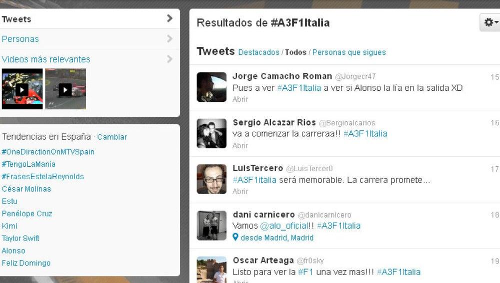 #A3F1Italia