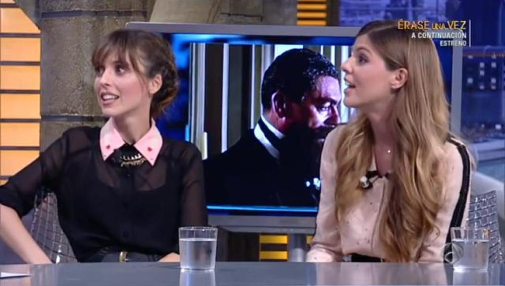 Manuela Velasco y Leticia Dolera