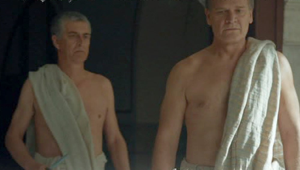 Octavio intenta matar a Galba