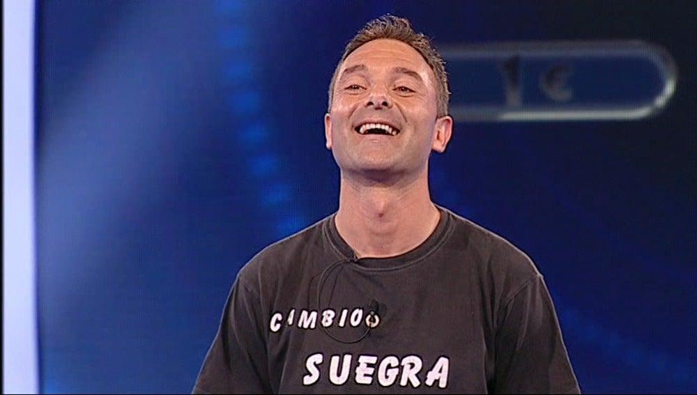 Miguel. Ahora Caigo