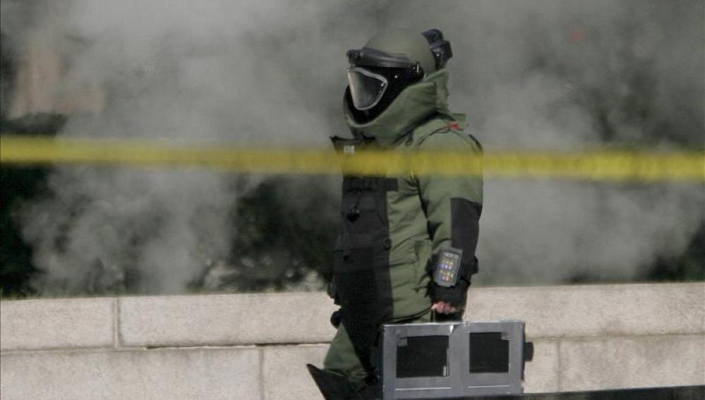 Universidades en Texas y Dakota del Norte, en alerta por amenazas de bomba