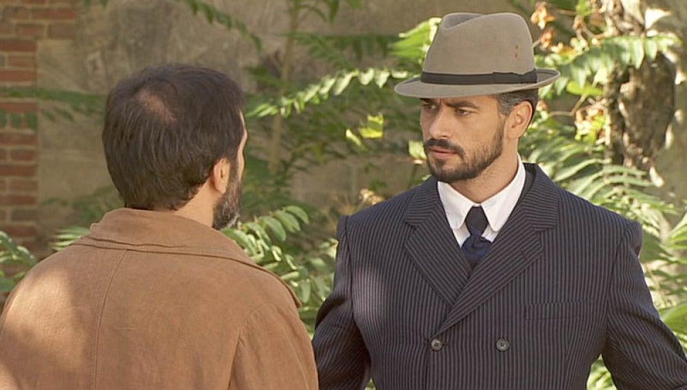 Olmo presiona a Roque para que se afane en su trabajo