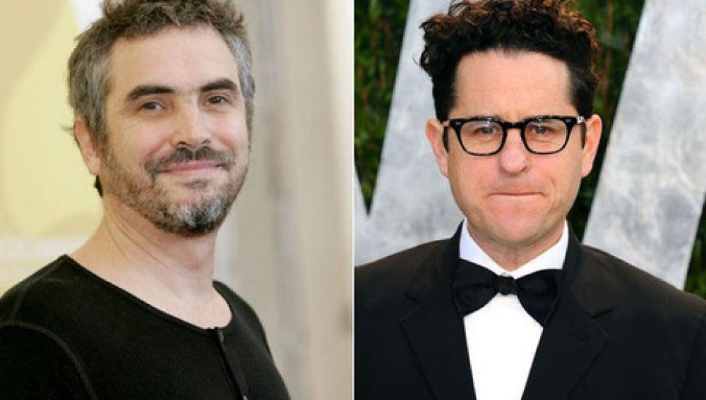 Alfonso Cuarón y J.J. Abrams