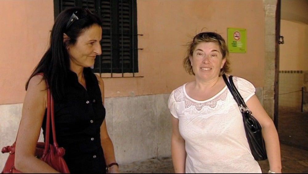 Tonina y Bárbara