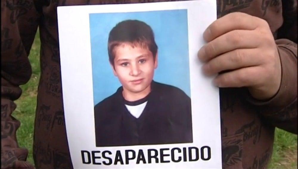 Desaparece un niño rumano en Madrid