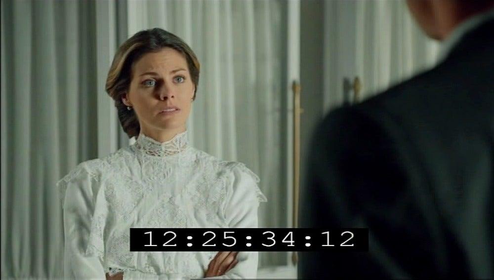 Alicia quiere saber qué paso la noche que murió su padre