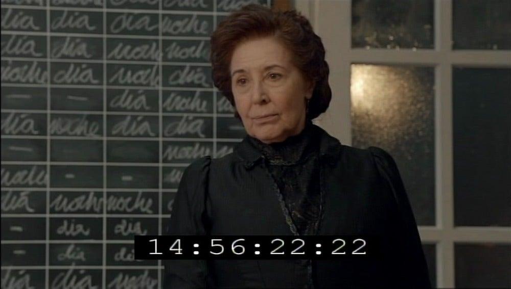 Ángela 40 años en un error