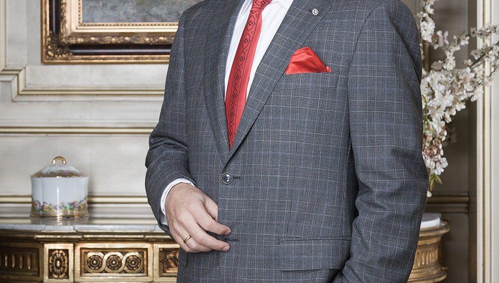 El encantador Arturo Olazabal