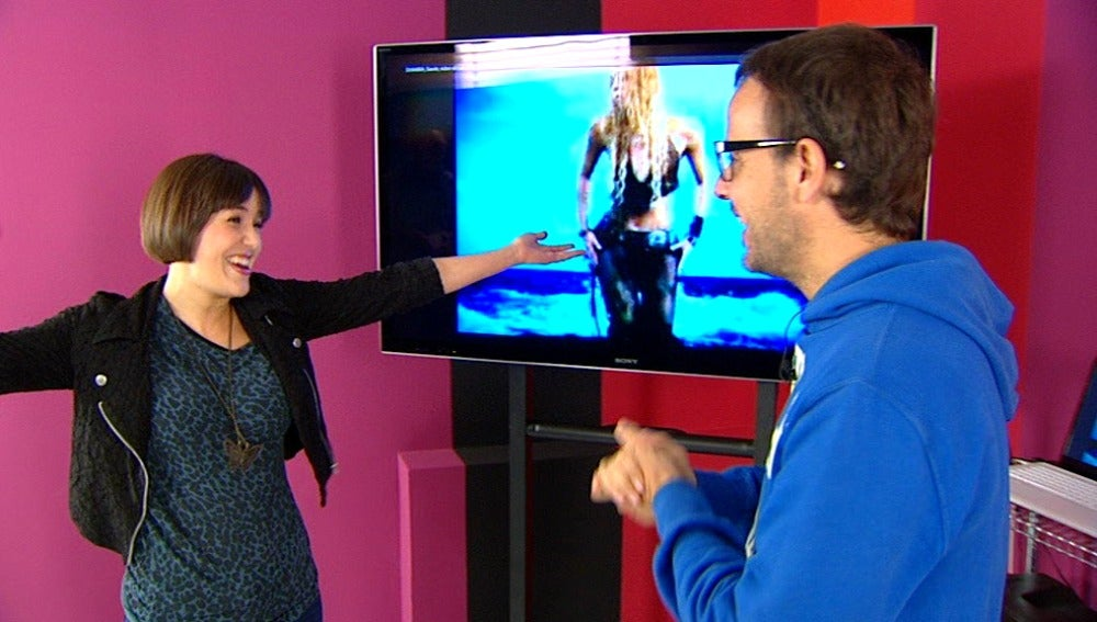 Roko confunde la voz de Shakira con la de Pepe VIyuela
