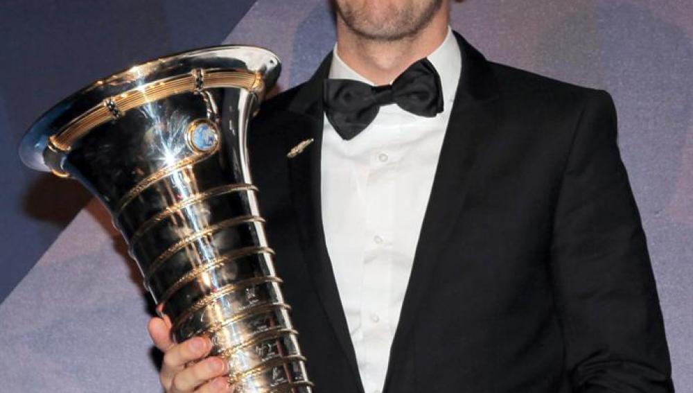 Vettel, el tricampeón del Mundo