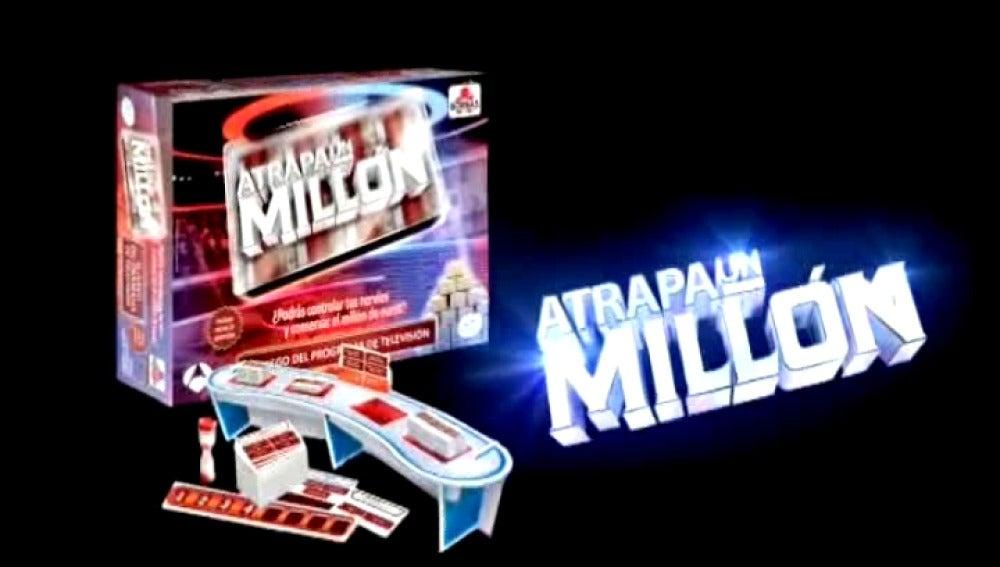 Juego de mesa oficial de Atrapa un millón