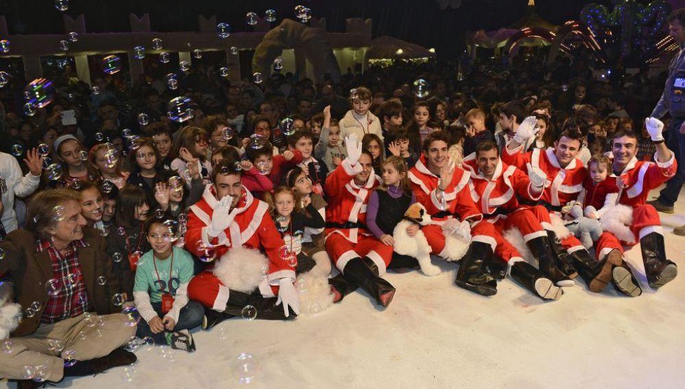 'Día de los Niños' en Maranello