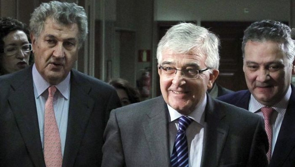 El presidente del Consejo General del Poder Judicial (CGPJ), Gonzalo Moliner