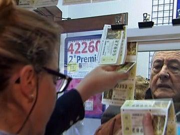 Esta Administración de Aranda de Duero vendió el número del segundo premio