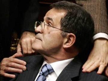 El exprimer ministro y expresidente de la Comisión Europea Romano Prodi