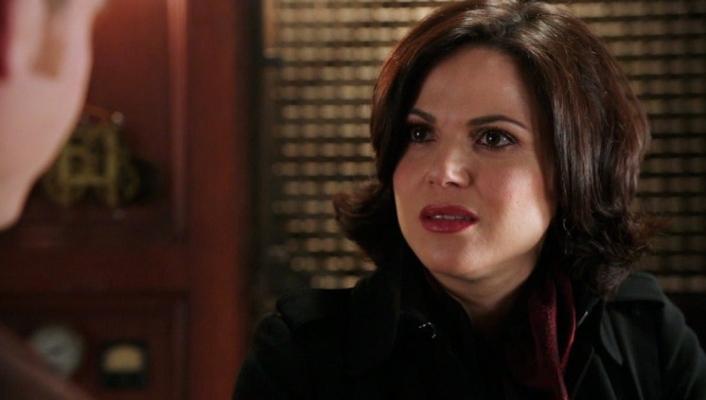 Owen y Tamara le roban la magia a Regina