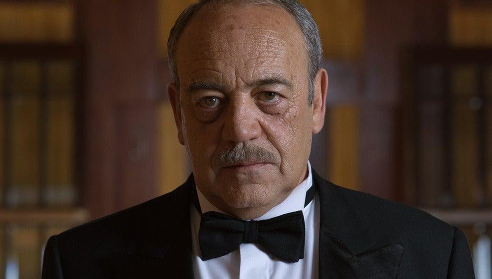 Tito Valverde es Don Rafael Márquez