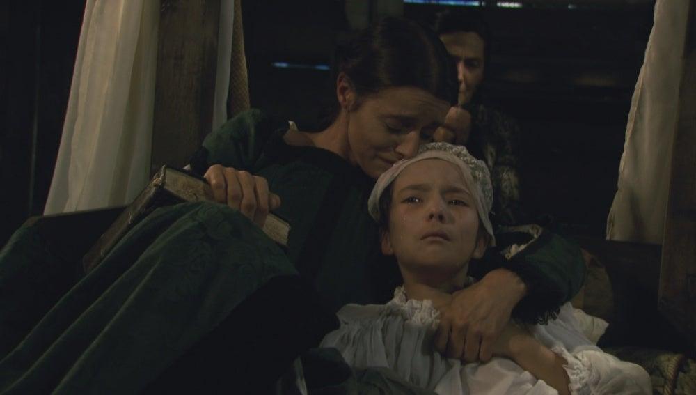 Muere la hija de Doña Mencía