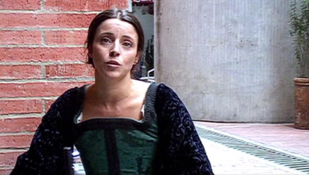 Ingrid Rubio es Mencía