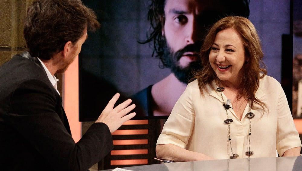 Carmen Machi en El Hormiguero 3.0