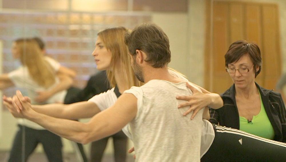 Laura y David