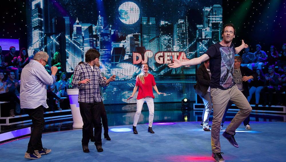 ¡A Bailar con Dj Geta!