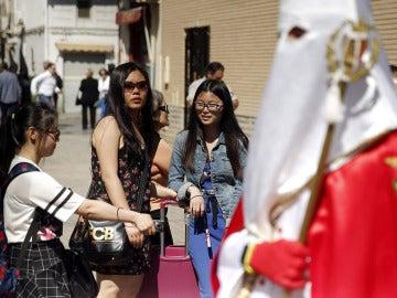 El gasto de los turistas extranjeros aumentará esta Semana Santa un 8%