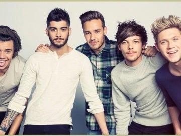 La compañía británica 'One Direction'