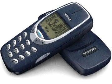 El Nokia 3310 o cuando los finlandeses los masters del universo