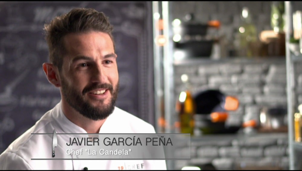 """Javier García Peña: """"Mi sueño es grabar un documental sobre comida callejera"""""""